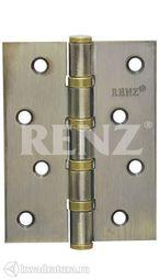 Петля дверная RENZ стальная 100*75*2,5 AB