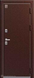 Дверь входная металлическая Центурион Т-1 Медь антик