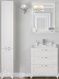 Комплект мебели Aquaton Леон 65 Н Дуб белый