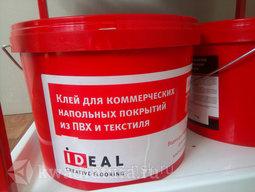 Клей Ideal 303 для коммерческих напольных покрытий из пвх и текстиля