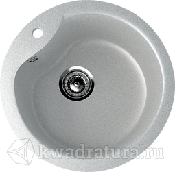 Кухонная мойка ULGRAN U-102 серый №310 48 см