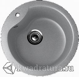 Кухонная мойка ULGRAN U-102 графит №342 48 см