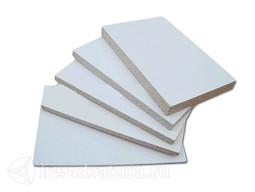 Стекломагнезитовый лист (СМЛ) 1,22*2,5 м 8 мм