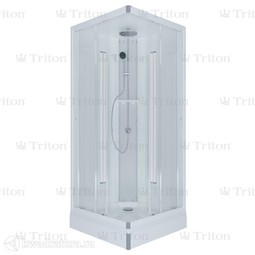 Душевая кабина Triton Орион 3 Стандарт-белый 90*90 см