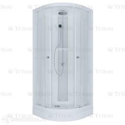 Душевая кабина Triton Гидрус 3 Стандарт-белый 90*90 см