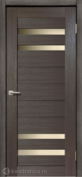 Межкомнатная дверь Дера модель 636 венге