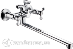 Смеситель для ванны Gross Yota 7088039С-35L(F)