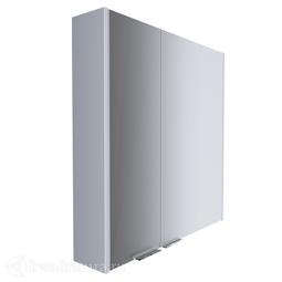 Зеркало-шкаф 1Marka Gaula 80 2 двери White