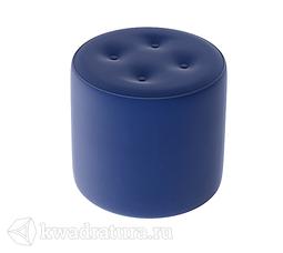 Пуф Тип 8 (Велюр Синий) ТР