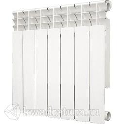Радиатор алюминиевый 80/500 BIMETTA 7 секц. AL-500-7