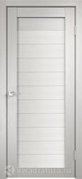 Межкомнатная дверь Velldoris (Веллдорис) Duplex 0 дуб белый, глухое