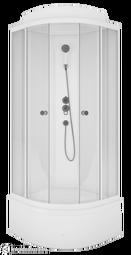 Душевая кабина Metakam прозрачное стекло 80*80 см