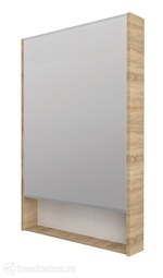 Зеркало 1Marka Mira 60 Дуб сонома