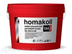 Клей homakoll 164 Prof контактный универсальный клей для коммерческих напольных покрытий