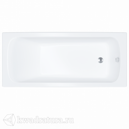 Акриловая ванна 1ACReal Gamma 120*70 см