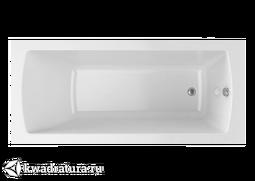 Акриловая ванна Alex Baitler Garda 170*75 см