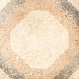 Декор для керамогранита Grasaro Tivoli Серый GT-242/d03 40*40 см