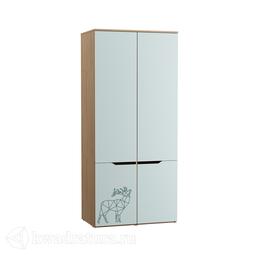 Шкаф Mobi Гудвин для одежды 13.132