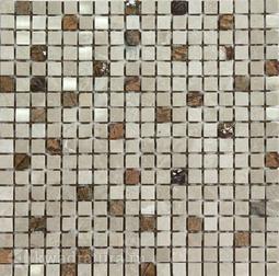 Мозаика K-731 камень полированный 305*305 мм