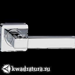 Дверная ручка RENZ Милан KB DH 51-02 SC/CP