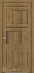 Межкомнатная дверь Дверной вопрос Life ПДГ 2180 Вельвет Орех