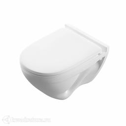 Унитаз подвесной Sanita Luxe ATTICA LUXE сиденье дюропласт SL700002
