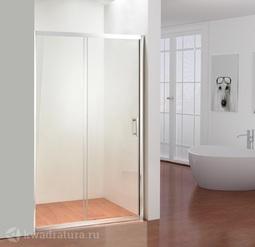 Душевая дверь ODA 130 130*190 см без поддона