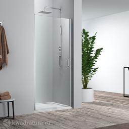 Душевая дверь ODA 090 90*195 см без поддона