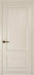 Межкомнатная дверь Океан Riva Classica 1 дуб белый глухое