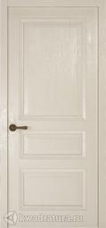 Межкомнатная дверь Океан Riva Classica 2 дуб белый глухое