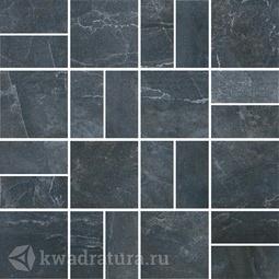 Декор для керамогранита Kerama Marazzi Виндзор мозаичный SG16702 30*30 см