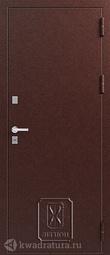 Дверь входная металлическая Легион Т-1 медь/медь Терморазрыв