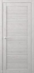 Межкомнатная дверь Фрегат (ALBERO) Техас Жемчужный стекло мателюкс
