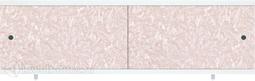 Экран под ванну Метакам Ультра Розовый иней 150, 170 см