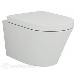 Унитаз подвесной GROSSMAN GR-P3011 Modern сиденье дюропласт, микролифт, 475*360*350, белый