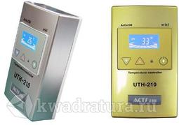 Терморегулятор накладной UTH-210 (4кВт) Серебро, Золото